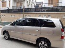 Cần bán lại xe Toyota Innova đời 2015, màu hồng chính chủ giá 560 triệu tại Hà Nội