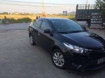 Cần bán gấp Toyota Vios MT năm 2016, màu đen, giá 470tr giá 470 triệu tại Hải Phòng