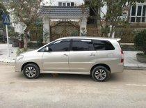 Bán xe Toyota Innova 2.0E màu ghi vàng, SX 2016, chính chủ gia đình sử dụng giá 540 triệu tại Hà Nội