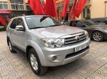 Cần bán xe Toyota Fortuner 2.7AT sản xuất năm 2009, màu bạc, xe còn mới giá 480 triệu tại Hà Nội