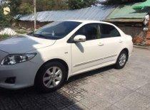 Cần bán Toyota Corolla Altis MT đời 2009, màu trắng, xe đẹp giá 400 triệu tại Cần Thơ