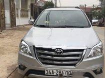 Bán Toyota Innova E đời 2014, màu bạc, số tự động giá 505 triệu tại Hải Dương