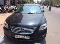 Cần bán Toyota Camry sản xuất năm 2007, màu đen xe gia đình ít chạy giá 550 triệu tại Hậu Giang