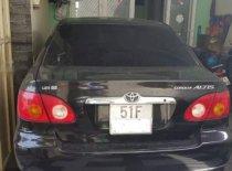 Cần bán lại xe Toyota Corolla altis 1.8G 2004, màu đen, giá tốt giá 270 triệu tại Tp.HCM