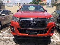 Toyota Pháp Vân bán Toyota Hilux 2.4E 4x2AT 2018 màu cam giá 670 triệu tại Hà Nội