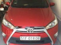 Cần bán lại xe Toyota Yaris 1.3G 2014, màu đỏ, xe nhập, giá chỉ 500 triệu giá 500 triệu tại Tp.HCM