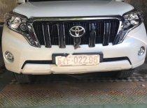 Bán xe Toyota Prado đời 2015, màu trắng, nhập khẩu, xe gia đình giá 1 tỷ 749 tr tại Tp.HCM