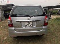 Bán Toyota Innova sản xuất năm 2013, màu bạc  giá 458 triệu tại Hải Dương