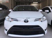 Bán Toyota Vios 1.5E đời 2018, màu trắng   giá 505 triệu tại Khánh Hòa