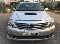 Bán xe Toyota Fortuner G 2015, màu bạc xe gia đình, giá 825tr giá 825 triệu tại Đồng Nai