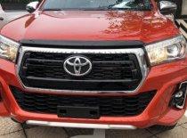 Bán Toyota Hilux 2.8L diesel turbo AT đời 2019, màu đỏ, 878tr giá 878 triệu tại Hà Nội