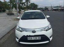Bán Toyota Vios E CVT số tự động, màu trắng, mua tháng 7/2017 giá 515 triệu tại Cần Thơ
