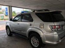 Cần bán lại xe Toyota Fortuner đời 2014, màu bạc, giá chỉ 798 triệu giá 798 triệu tại Tp.HCM