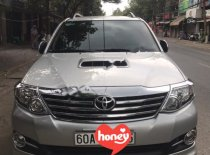 Bán Toyota Fortuner đời 2016 màu bạc, số tay, máy dầu, đã đi 52000 km giá 879 triệu tại Đồng Nai