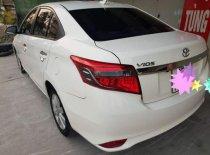 Bán Toyota Vios E CVT sản xuất 2017, màu trắng giá 469 triệu tại Cần Thơ