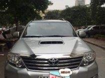 Bán Toyota Fortuner đời 2015, màu bạc, giá chỉ 800 triệu giá 800 triệu tại Hà Nội