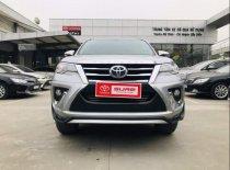 Bán Toyota Fortuner V 4x2AT sản xuất năm 2016, màu bạc, nhập khẩu chính chủ giá 1 tỷ 100 tr tại Hà Nội