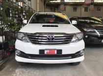Bán xe Fortuner máy dầu màu trắng 2016, trả góp 70%, LH Ms. Hiền Toyota giá 930 triệu tại Tp.HCM