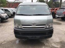 Bán xe Toyota tải Van 3 chỗ mập máy dầu, đời 2008, xe đã hoán cải ra để chạy hàng vào phố giá 310 triệu tại Hà Nội