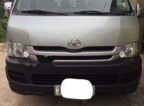 Cần bán lại xe Toyota Hiace 2007 giá 250 triệu tại Hà Tĩnh