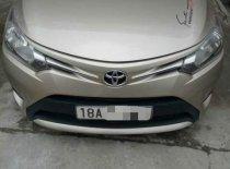 Bán ô tô Toyota Vios E đời 2017, xe đẹp giá 495 triệu tại Nam Định