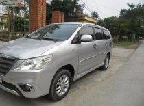 Bán xe Toyota Innova 2.0E 2014, màu bạc, xe gia đình giá 495 triệu tại Hải Dương