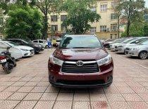 Cần bán xe Toyota Highlander LE 2.7 2014, màu đỏ, nhập khẩu nguyên chiếc giá 1 tỷ 630 tr tại Hà Nội