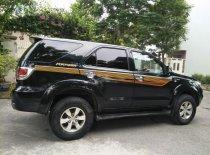 Cần bán Toyota Fortuner SR5 2.7AT 4X4 xe 2 cầu đời 2009, màu đen, xe nhập khẩu số tự động, 7 chỗ chính chủ giá 465 triệu tại Hà Nội