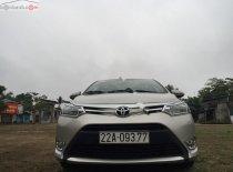 Gia đình cần bán Vios E, xe cam kết không đâm đổ va chạm giá 432 triệu tại Tuyên Quang