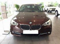 BMW 528i GT màu nâu đỏ sản xuất 12/2017 đăng ký cuối 2018 biển Hà Nội giá 2 tỷ 250 tr tại Hà Nội