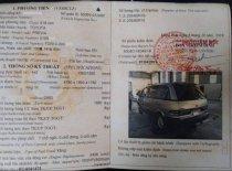 Bán Toyota Previa sản xuất 1991 chính chủ giá cạnh tranh giá 139 triệu tại Tp.HCM