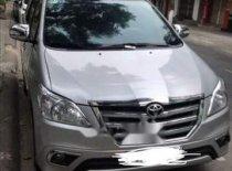 Bán xe Toyota Innova G đời 2010, màu bạc, đã lên 2015 giá 410 triệu tại Đà Nẵng