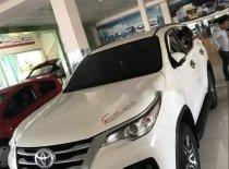 Cần bán Toyota Fortuner MT sản xuất năm 2017, màu trắng giá 10 triệu tại Đồng Nai