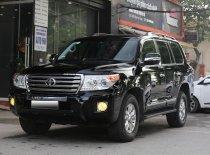 Bán ô tô Toyota Land Cruiser VX 4.6L model 2014, màu đen, nhập khẩu giá 2 tỷ 490 tr tại Hà Nội