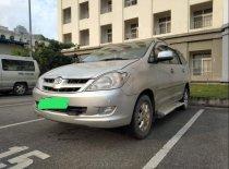 Cần bán gấp Toyota Innova G 2006, màu bạc giá 270 triệu tại Hà Tĩnh