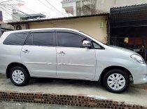 Bán xe Toyota Innova G đời 2012, màu bạc, xe không đâm va ngập nước giá 428 triệu tại Hải Phòng