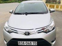 Bán xe Toyota Vios sản xuất năm 2016, màu bạc, giá 485tr giá 485 triệu tại Vĩnh Phúc