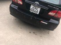Cần bán Toyota Corolla altis đời 2007, màu đen như mới giá cạnh tranh giá 348 triệu tại Hà Nội