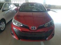 Toyota Vios E đời 2019, giảm tiền mặt, tặng full option giá 531 triệu tại Tp.HCM
