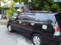 Bán ô tô Toyota Innova đời 2009, màu đen giá 435 triệu tại Đà Nẵng
