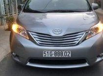 Cần bán xe Toyota Sienna LE 3.5 đời 2011, nhập khẩu Mỹ, chính chủ giá 1 tỷ 285 tr tại Tp.HCM