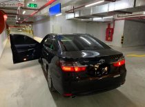 Bán Toyota Camry 2.5Q sản xuất năm 2018, màu đen, chính chủ giá 1 tỷ 220 tr tại Hà Nội