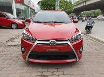 Bán ô tô Toyota Yaris AT 2014, màu đỏ, nhập khẩu nguyên chiếc giá 499 triệu tại Hà Nội