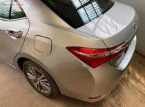 Bán lại xe Toyota Corolla altis 1.8AT sản xuất năm 2016, màu bạc giá 660 triệu tại Tp.HCM