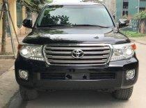 Bán Toyota Land Cruiser VX 4.6 AT 2015, màu đen, nhập khẩu nguyên chiếc giá 2 tỷ 690 tr tại Hà Nội