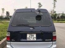 Cần bán Toyota Zace GL 2002, màu xanh lam  giá 160 triệu tại Hà Nội