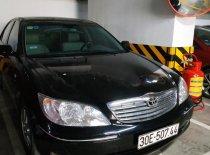 Bán Toyota Camry 3.0V năm 2003, màu đen giá 295 triệu tại Hà Nội