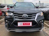 Bán Toyota Fortuner 2.7 AT sản xuất năm 2018, màu đen, xe nhập giá 1 tỷ 200 tr tại Tp.HCM