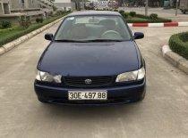 Cần bán lại xe Toyota Corolla GLi 1.6 MT 2001, màu xanh lam giá 135 triệu tại Hà Nội