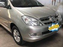 Bán ô tô Toyota Innova năm sản xuất 2007, màu bạc chính chủ giá 360 triệu tại Bình Dương